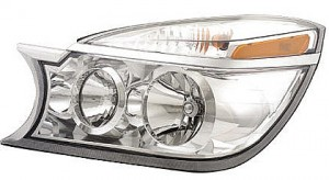 2004-2007 Buick Rendezvous Headlight Assembly - Left (Driver)