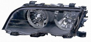 1999-2001 BMW 328i Headlight Assembly - Left (Driver)