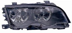2001-2001 BMW 330i Headlight Assembly - Right (Passenger)