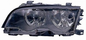 1999-2001 BMW 323i Headlight Assembly (Coupe/Convertible / with Halogen Lamps) - Left (Driver)