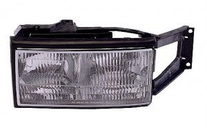 1994-1996 Cadillac Deville Headlight Assembly - Right (Passenger)