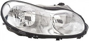 1998-2001 Chrysler Concorde Headlight Assembly - Right (Passenger)