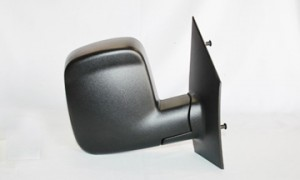2003-2007 Chevrolet Chevy G Van Side View Mirror (Manual) - Right (Passenger)