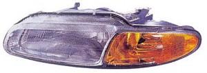 1996-2000 Chrysler Sebring Headlight Assembly - Left (Driver)