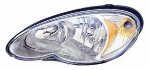 2006-2010 Chrysler PT Cruiser Headlight Assembly - Left (Driver)