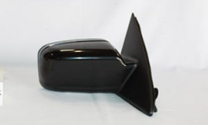 2006-2009 Mercury Milan Side View Mirror (Heated / Power Remote / with Puddle Lamp / Milan Premier) - Right (Passenger)
