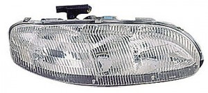 1995-2001 Chevrolet (Chevy) Lumina Coupe / Sedan Headlight Assembly - Right (Passenger)