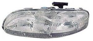 1995-2001 Chevrolet (Chevy) Lumina Coupe / Sedan Headlight Assembly - Left (Driver)