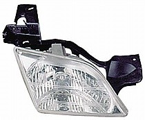 1997-1998 Pontiac Trans Sport Headlight Assembly - Right (Passenger)