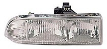 1998-2004 Chevrolet (Chevy) S10 Pickup Headlight Assembly - Right (Passenger)