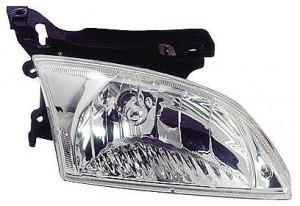 2000-2002 Chevrolet (Chevy) Cavalier Headlight Assembly - Right (Passenger)