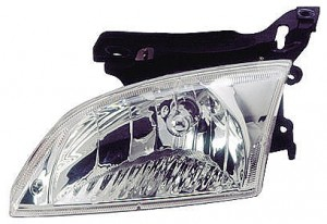 2000-2002 Chevrolet (Chevy) Cavalier Headlight Assembly - Left (Driver)