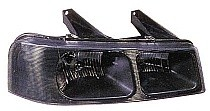 2003-2011 Chevrolet (Chevy) Express Headlight Assembly - Right (Passenger)