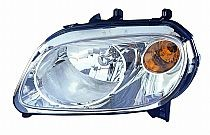 2006-2011 Chevrolet (Chevy) HHR Headlight Assembly - Left (Driver)