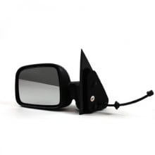 2002-2007 Jeep Liberty Side View Mirror (Power Remote / Non-Heated / Fold-Away) - Left (Driver)