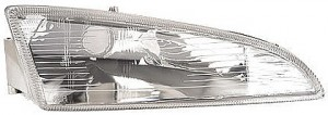 1993-1994 Dodge Intrepid Headlight Assembly - Right (Passenger)