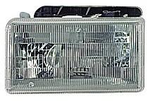 1991-1996 Dodge Dakota Headlight Assembly (with Aero Package) - Left (Driver)