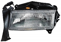1997-2004 Dodge Dakota Headlight Assembly - Left (Driver)