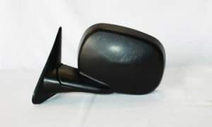 1998-2002 Dodge Ram Side View Mirror (Manual / 6x9 inch) - Left (Driver)