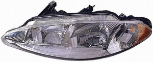 2002-2004 Dodge Intrepid Headlight Assembly - Left (Driver)