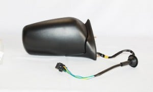 1992-1995 Plymouth Voyager Side View Mirror (Power Remote / Non-Heated) - Right (Passenger)