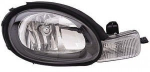 2001-2001 Plymouth Neon Headlight Assembly - Right (Passenger)