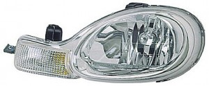 2000-2002 Dodge Neon Headlight Assembly - Left (Driver)