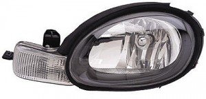 2001-2001 Plymouth Neon Headlight Assembly - Left (Driver)