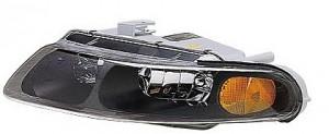 1997-2000 Dodge Avenger Headlight Assembly - Left (Driver)