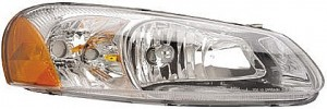 2003-2006 Dodge Stratus Headlight Assembly (Sedan) - Right (Passenger)