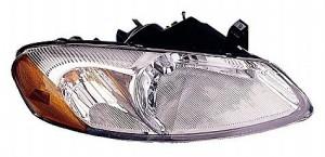 2001-2002 Dodge Stratus Headlight Assembly (Sedan) - Left (Driver)