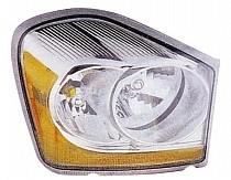 2004-2006 Dodge Durango Headlight Assembly - Right (Passenger)