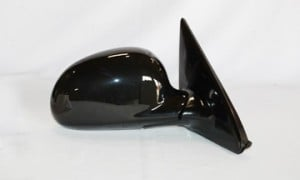 1992-1995 Honda Civic Side View Mirror (Coupe/Hatchback / Power Remote / Non-Heated / Black) - Right (Passenger)