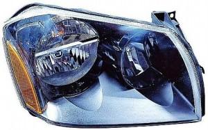 2004-2007 Dodge Magnum Headlight Assembly - Right (Passenger)
