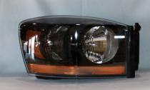 2006-2007 Dodge Ram Headlight Assembly - Right (Passenger)