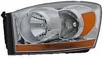 2006-2006 Dodge Ram Headlight Assembly - Left (Driver)