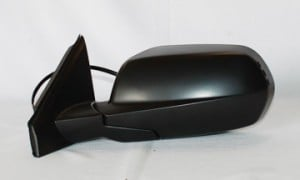 2007-2008 Honda CR-V Side View Mirror (Power Remote / Non-Heated) - Left (Driver)
