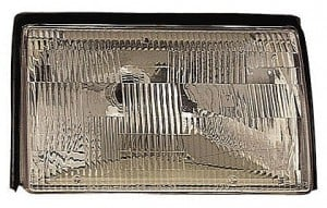1987-1993 Ford Mustang Headlight Assembly - Right (Passenger)