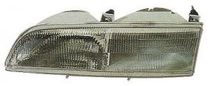 1989-1993 Ford Thunderbird Headlight Assembly - Left (Driver)