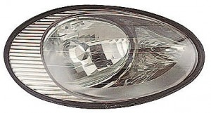 1996-1998 Ford Taurus Headlight Assembly - Right (Passenger)