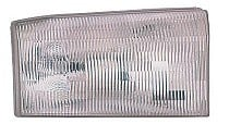 1999-2001 Ford F-Series Super Duty Pickup Headlight Assembly - Right (Passenger)