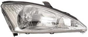2000-2002 Ford Focus Headlight Assembly - Right (Passenger)