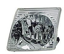 2001-2005 Ford Explorer Sport Trac Headlight Assembly - Left (Driver)