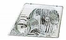 2002-2005 Ford Explorer Headlight Assembly - Left (Driver)