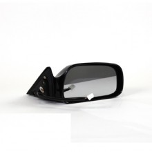 1999-2003 Toyota Solara Side View Mirror (Heated / Power Remote / Black) - Right (Passenger)