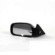 1999-2003 Toyota Solara Side View Mirror (Heated / Power Remote / Black) - Left (Driver)