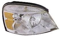 2004-2007 Ford Freestar Headlight Assembly - Right (Passenger)