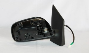 2007-2010 Toyota Yaris Side View Mirror (Sedan / Non-Heated / Power Remote) - Right (Passenger)