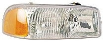 2000-2005 GMC Yukon XL Headlight Assembly - Right (Passenger)