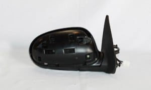 2000-2003 Nissan Maxima Side View Mirror (Heated / Power Remote) - Right (Passenger)